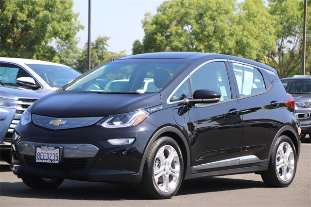 Pre-Owned 2018 Chevrolet Bolt EV LT