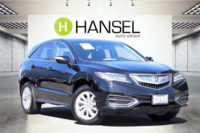 Pre Owned 2017 Acura Rdx Base