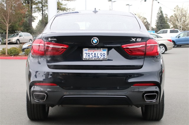 Certified Pre-Owned 2016 BMW X6 xDrive35i