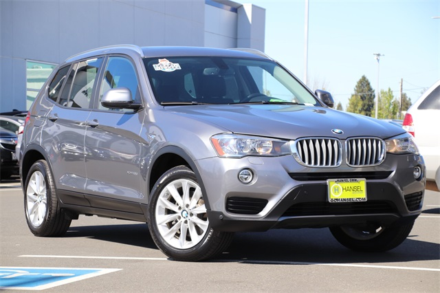 Certified Pre-Owned 2016 BMW X3 xDrive28d