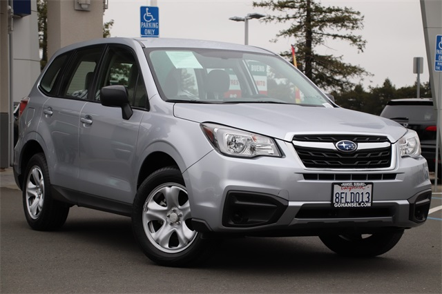 Pre-Owned 2018 Subaru Forester 2.5i