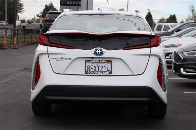 Pre-Owned 2018 Toyota Prius Prime Advanced