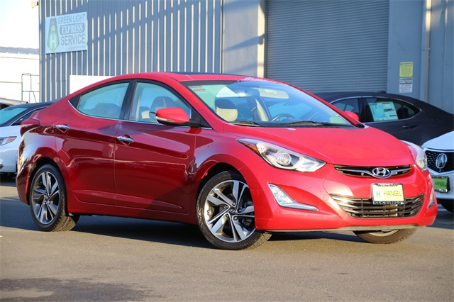 Pre-Owned 2014 Hyundai Elantra Limited