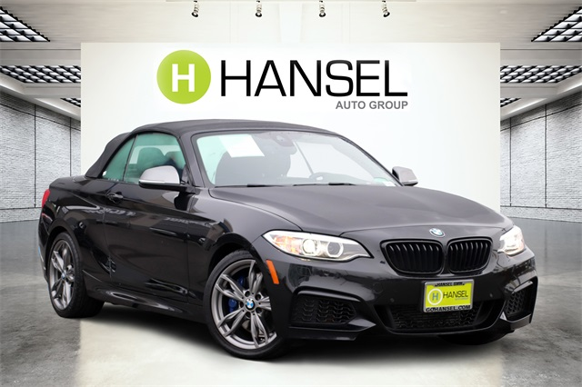 Certified Pre-Owned 2016 BMW 2 Series M235i