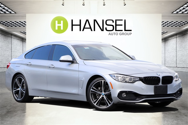 Pre-Owned 2018 BMW 4 Series 430i Gran Coupe