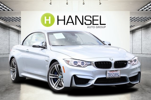 Certified Pre Owned 2016 Bmw M4 Base 2d Convertible For Sale