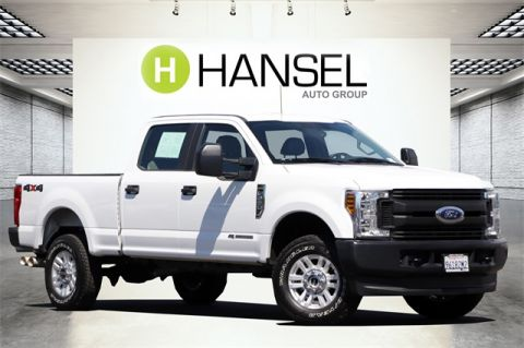 Pre-Owned 2018 Ford F-250SD XL