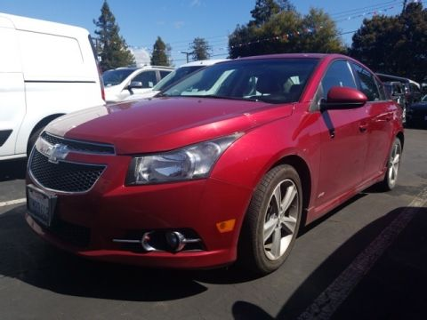 Pre-Owned 2014 Chevrolet Cruze 2LT