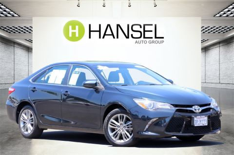 Pre-Owned 2016 Toyota Camry SE